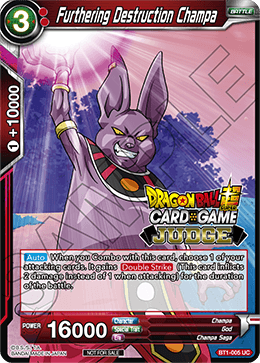 Furthering Destruction Champa