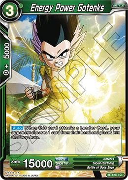 Energy Power Gotenks