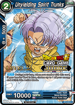 Unyielding Spirit Trunks