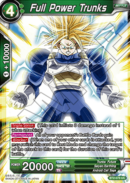Full Power Trunks