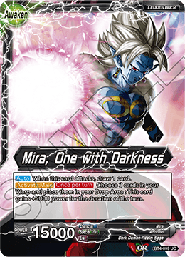 Mira, One with Darkness