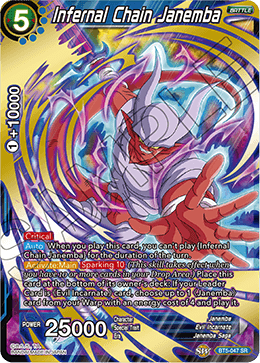 Infernal Chain Janemba