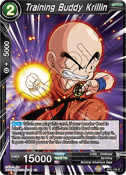 Training Buddy Krillin