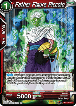 Father Figure Piccolo