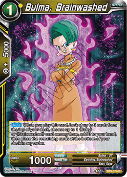 Bulma, Brainwashed