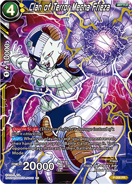 Clan of Terror Mecha Frieza