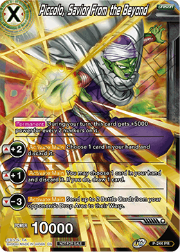 Piccolo, Savior From the Beyond