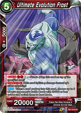 Ultimate Evolution Frost
