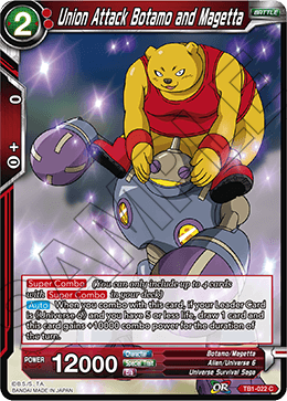 Union Attack Botamo and Magetta