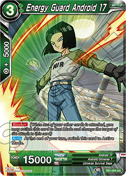 Energy Guard Android 17
