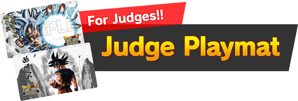 Judge Playmat