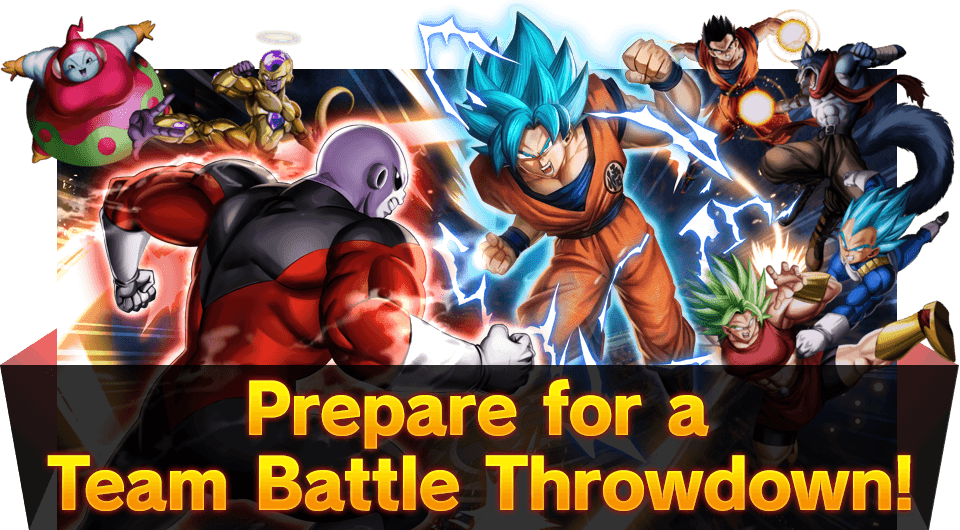 Prepare for a Team Battle Throwdown!
