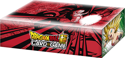 DRAGON BALL SUPER CARD GAME DRAFT BOX 02
