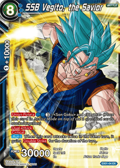 SSB Vegito, the Savior