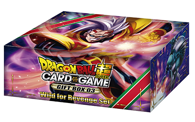 DRAGON BALL SUPER CARD GAME GIFT BOX [DBS-GE03]