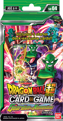 STARTER DECK ~The Guardian of Namekians~【DBS-SD04】