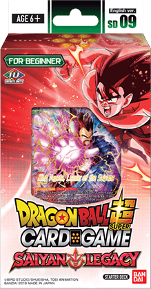 STARTER DECK ~Series 7~【DBS-SD09】
