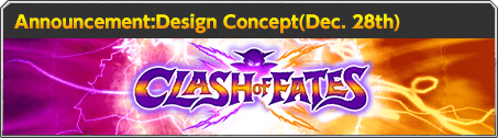 Clash of Fates Design Outline