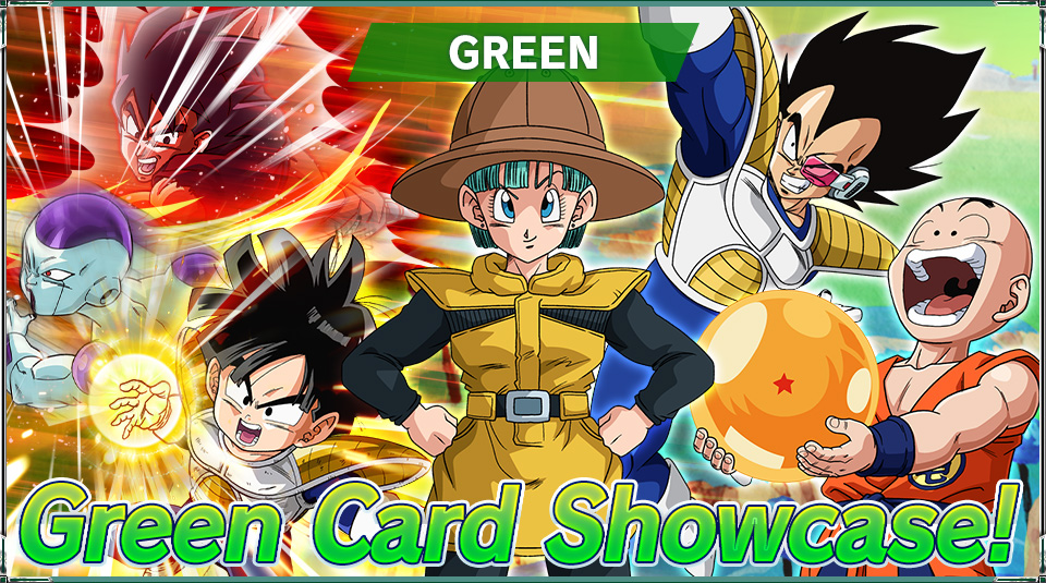 Green Card Showcase!