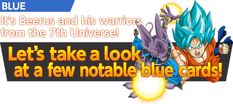 It's Beerus and his warriors from the 7th Universe!