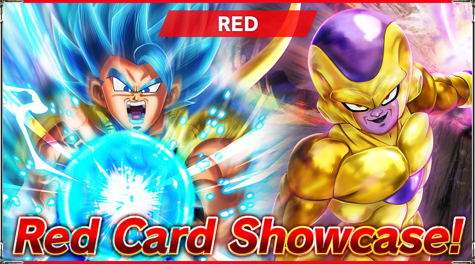 Red Card Showcase!