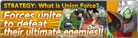 STRATEGY : What is Union Force?